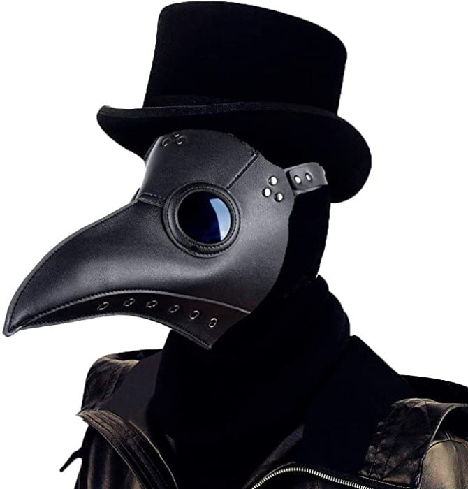 Raxwalker Bird Mask