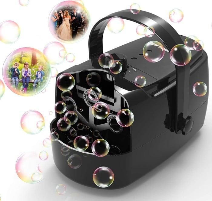 Zerhunt Bubble Machine
