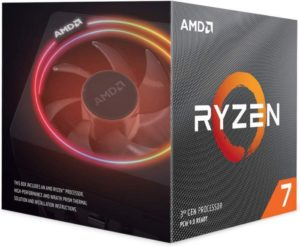 AMD Ryzen 7 3700X Unlocked Desktop Processor