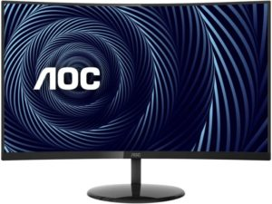 AOC 32 Super-Curved 4K UHD Monitor
