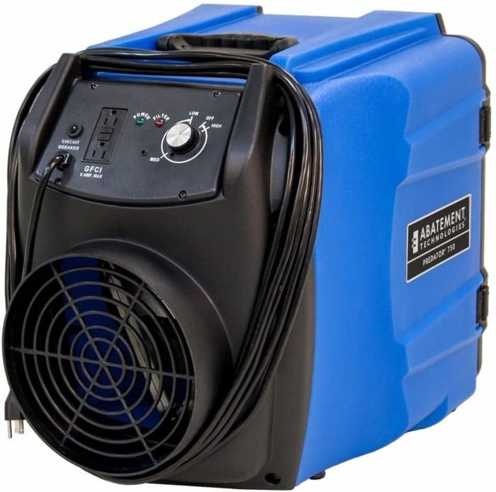 Abatement Air scrubber