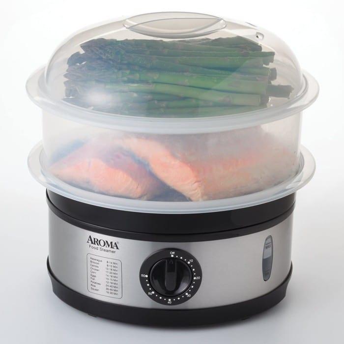 Aroma Housewares Food Steamer