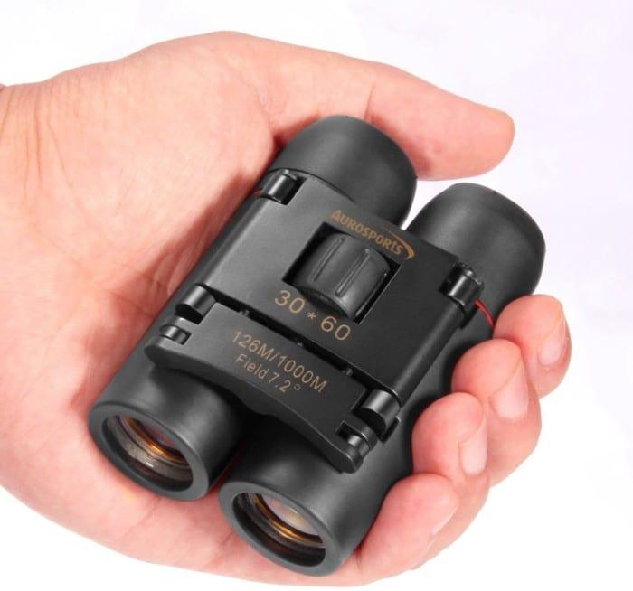 Aurosports 30× 60 Folding Binoculars