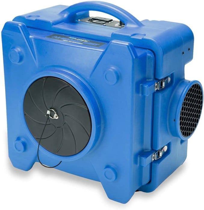 BlueDri air scrubber