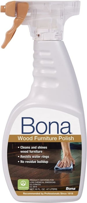 Bona WP650052001 Wood Polish