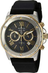 Bulova Men's Analog-Quartz Watch