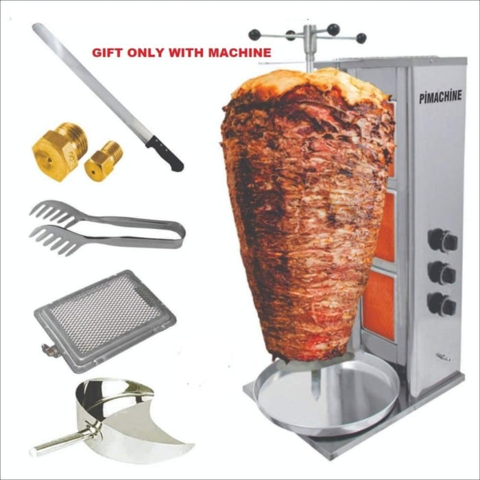 COMAYSTRA Shawarma Broiler