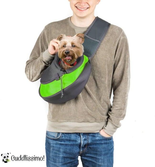 Cuddilissimo! Pet Sling