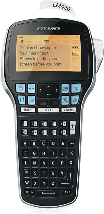 Dymo LM420 label maker