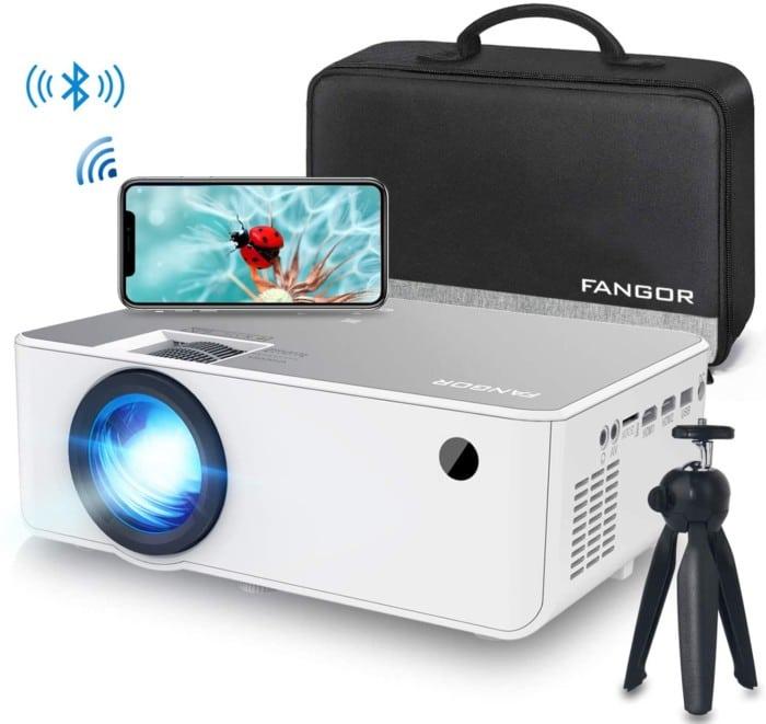 FANGOR Lumen WIFI Projector