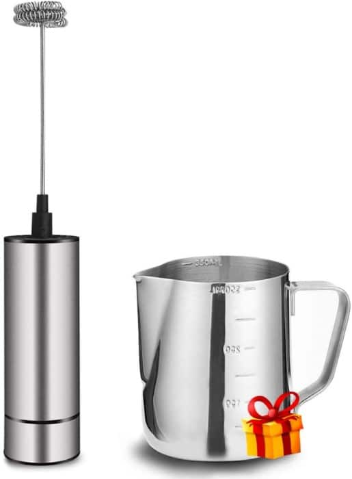 Handheld Battery Operated Frother