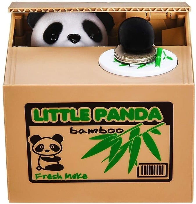 HmiL-U Panda Stealing