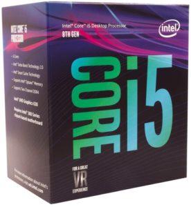 Intel Core i5-8400 LGA 1151 300 Series