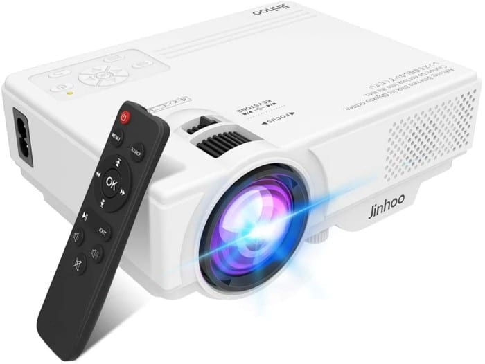 Jinhoo Lux WIFI Mini Projector