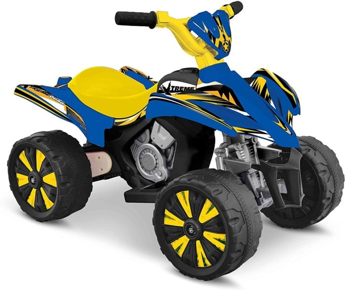 Kid Motorz Xtreme