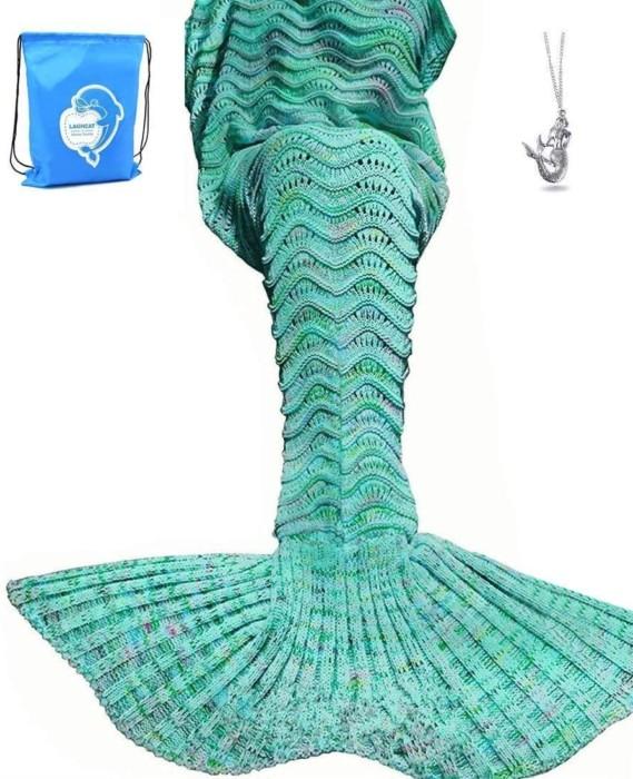 LAGHCAT Mermaid Blanket