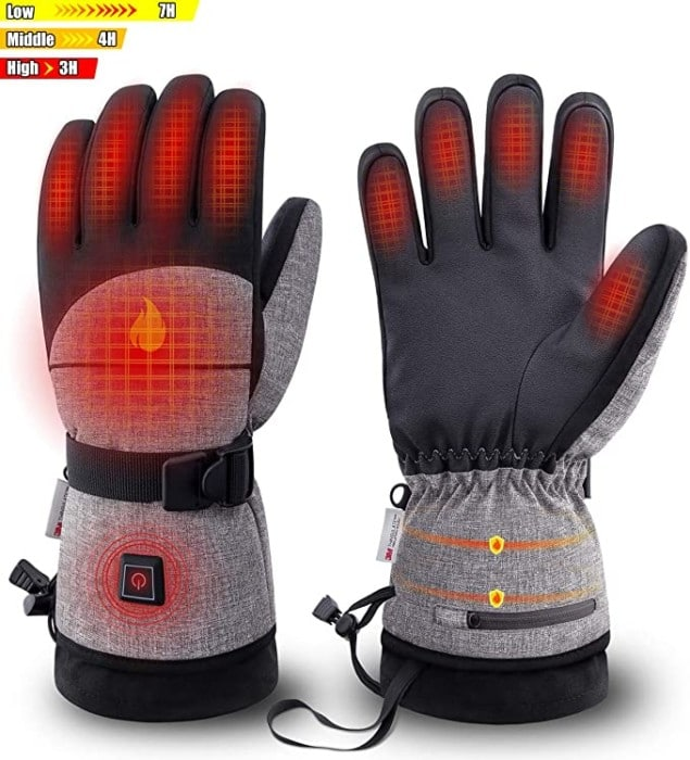 Latest Heated Gloves