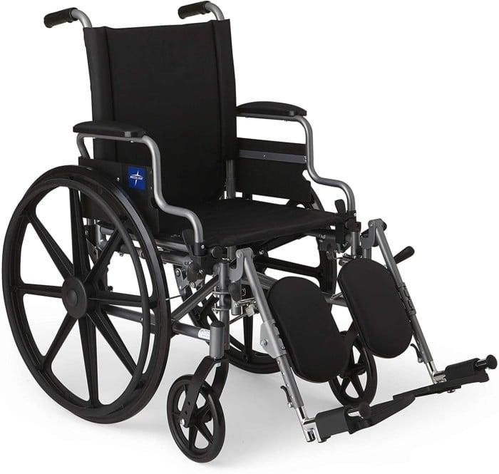 Medline Lightweight Self-propelled Wheelchairs