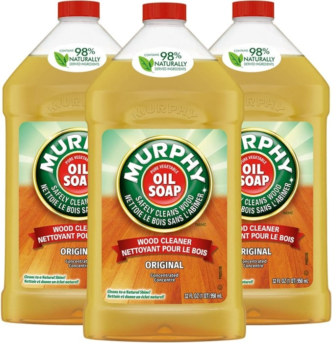 Murphy's Oil Soap Polish