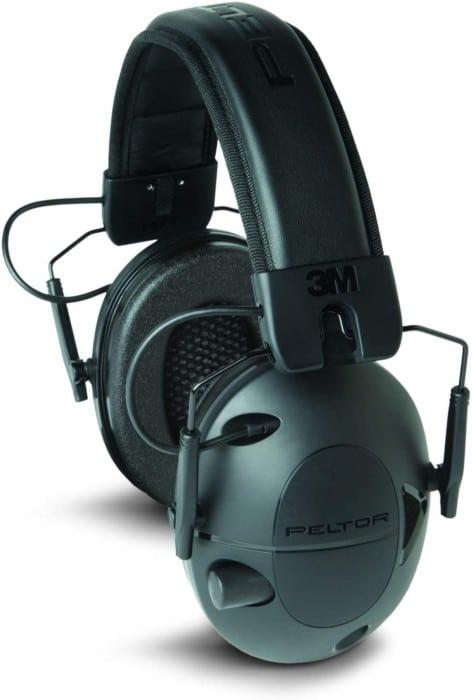 Peltor TAC100 shooting earmuffs