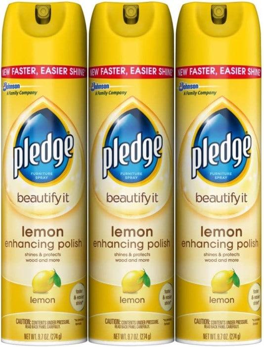 Pledge Multi-Surface Spray