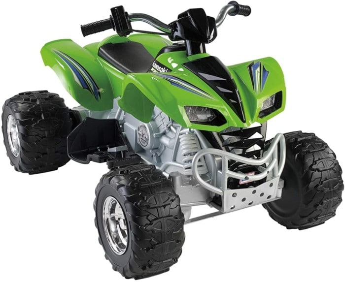 Power Wheels Kawasaki
