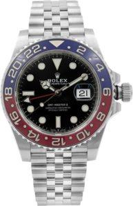Rolex GMT-Master II Men's Luxury Watch