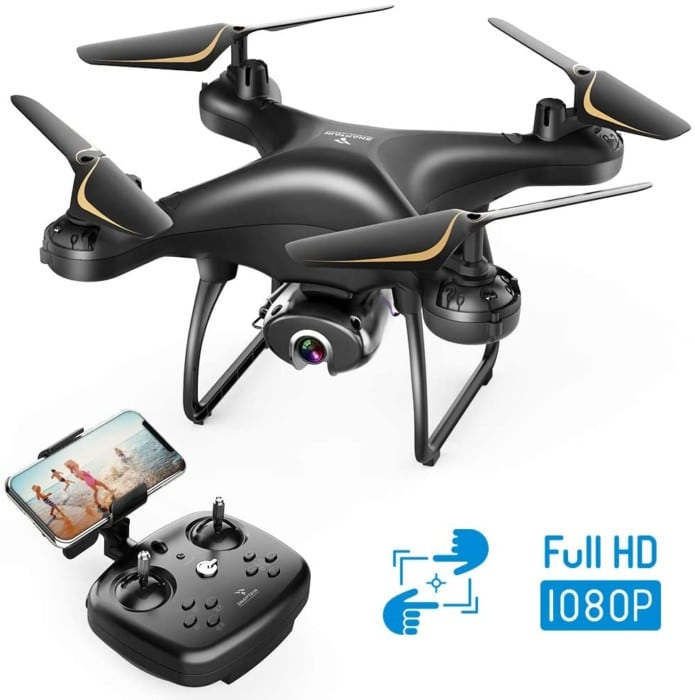 SNAPTAIN SP650 1080P Drone Helicopters with Camera