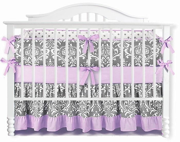 Sahaler Crib Set