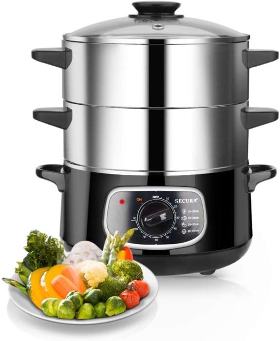 Secura 2 Food Steamer
