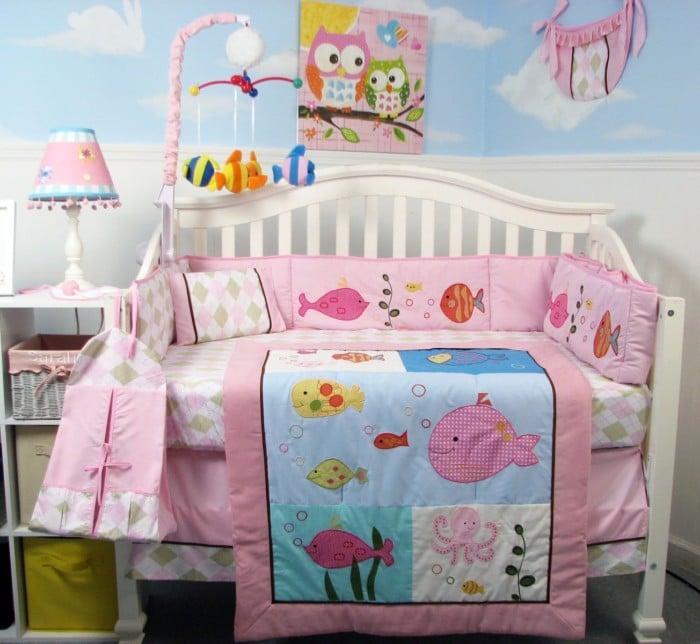 Soho Crib Set