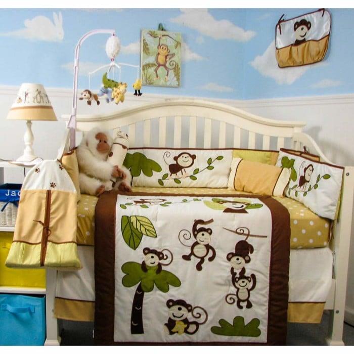 Soho Monkey Set