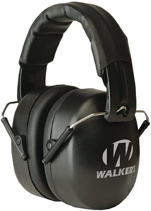 Walkers EXT shooting earmuffs