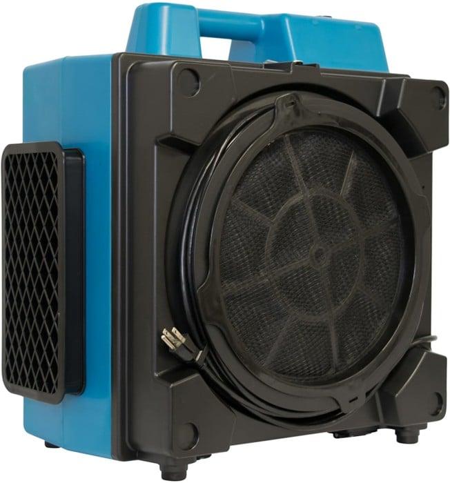 Xpower 3580 air scrubber