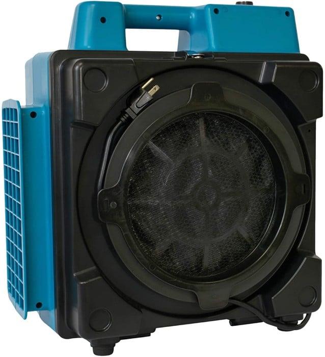 Xpower 2580 air scrubber