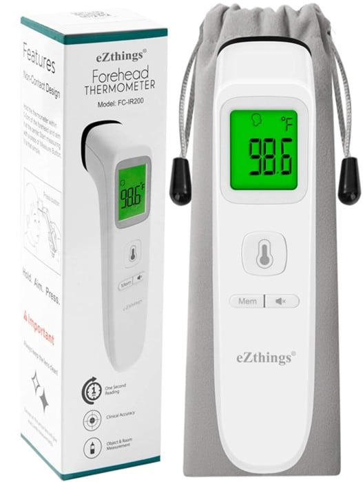 eZthings Medical Thermometer