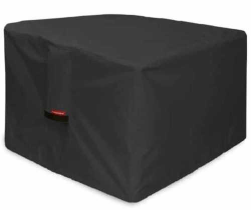 1. Porch Shield Waterproof Square Fire Pit Cover