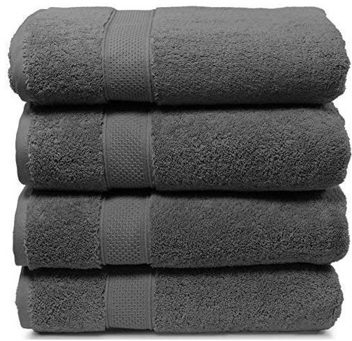 10. Maura Premium Turkish Bath Towels Set Soft and Quick Dry Towels Quality