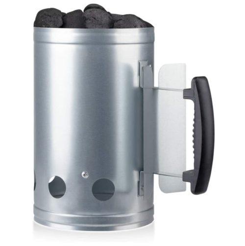 Sougem Camping Chimney Charcoal Lighter - BBQ Lighter