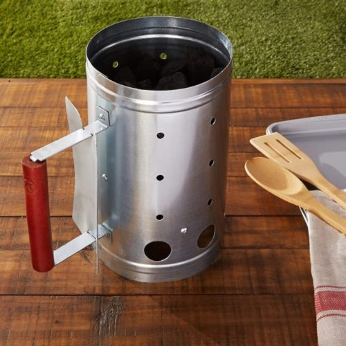 Outset Chimney Charcoal Lighter - Grill Lighter