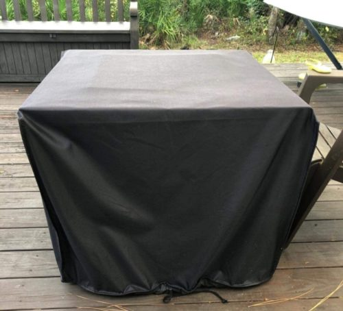 13. Cookingstar Square fire pit Cover