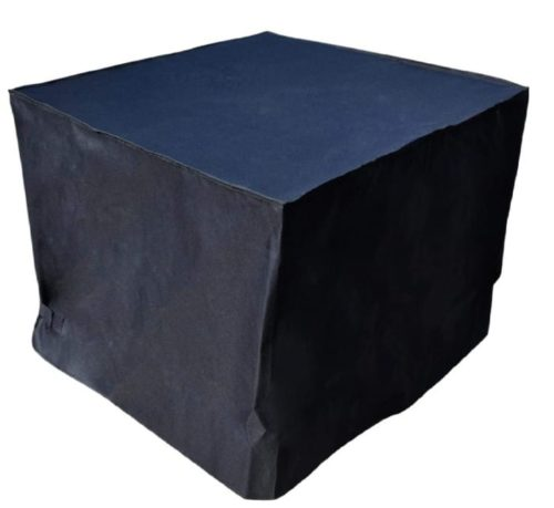 3. QuickFlame Square Fire Pit Cover