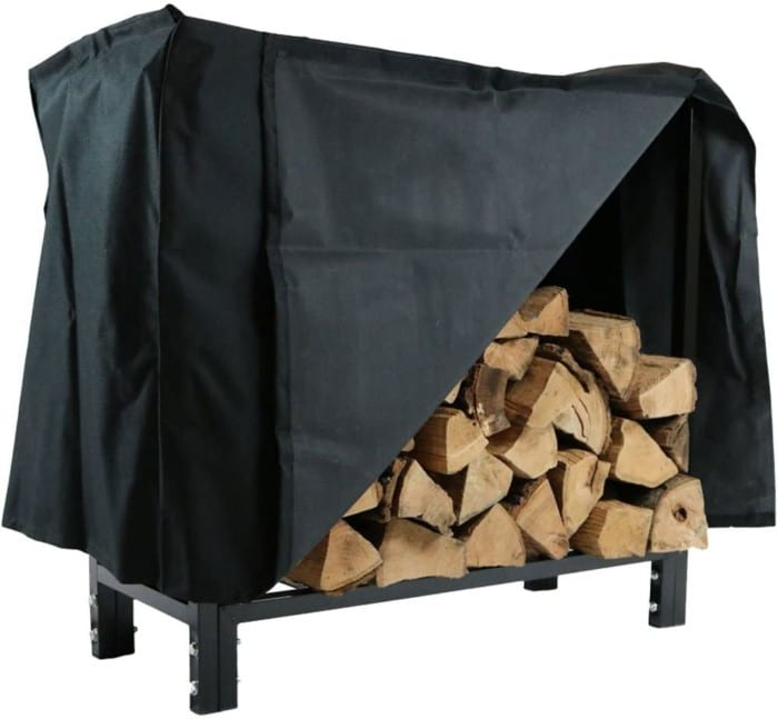 30-Inch Log Cover