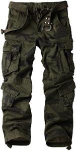 AKARMY Men's Work Cargo Pants