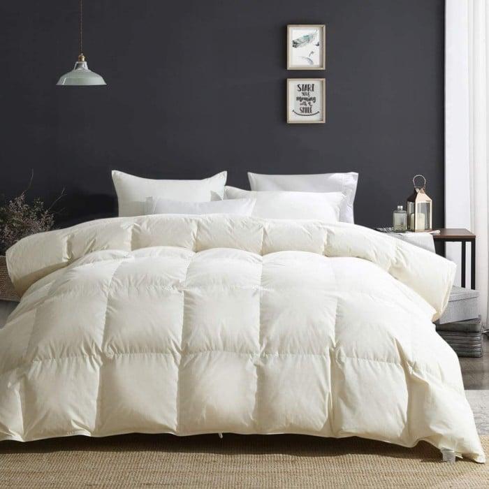 APSMILE Luxury Goose Down Comforter