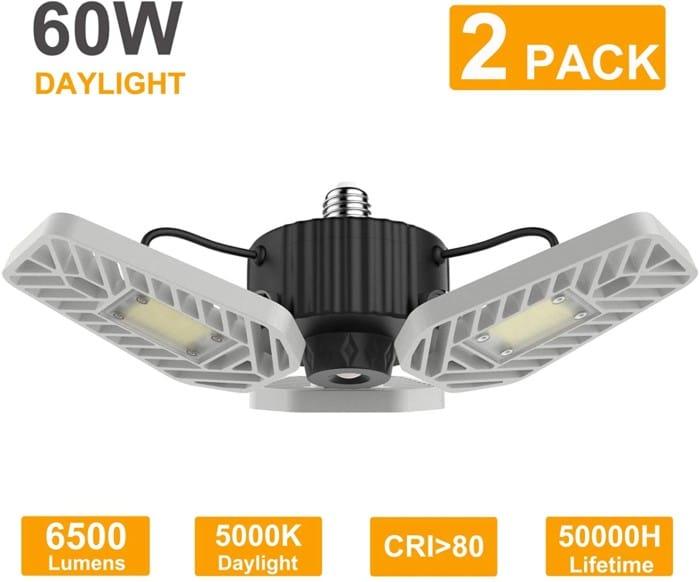 Adjustable Trilights