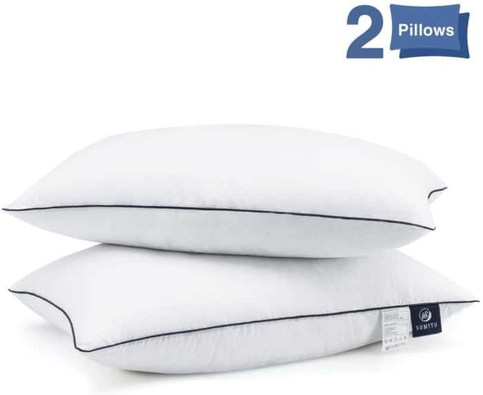 Bed Pillows for Sleeping 2 Pack