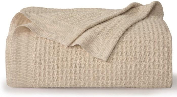 Bedsure Cotton Blanket