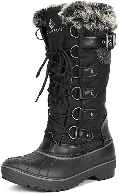 Dream Pairs Women's Boots