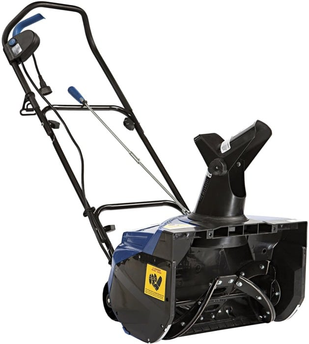 Electric Single Snow Thrower